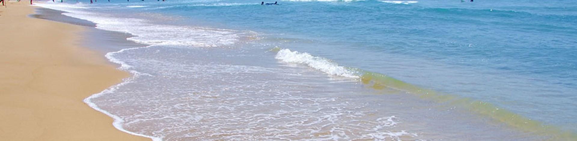 Troia Gale Beach