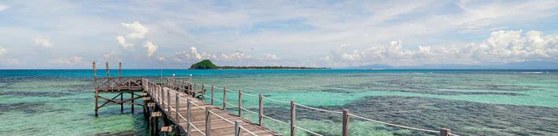 Mantanani Paradise Beach