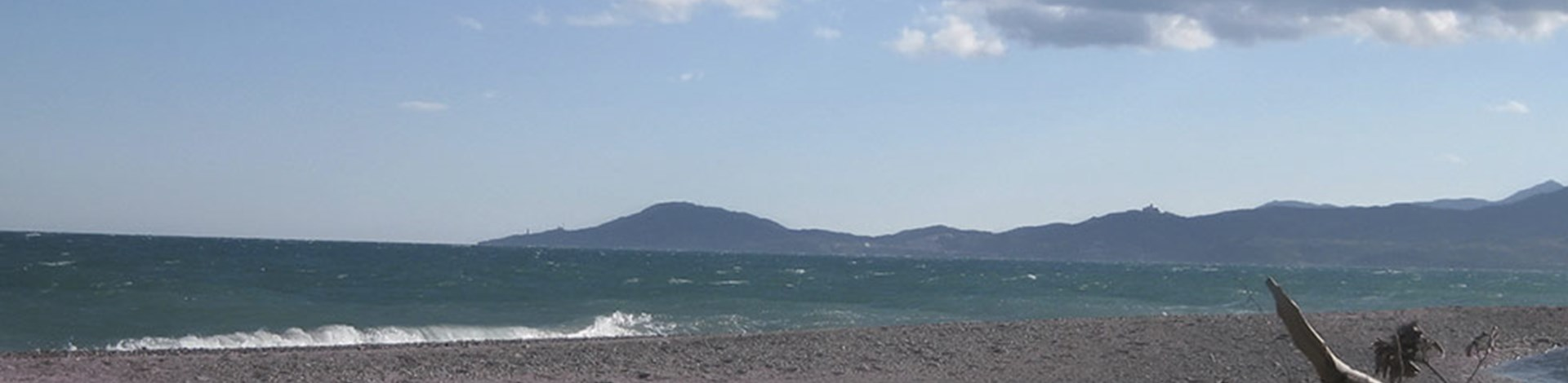 Argeles sur Mer Beach