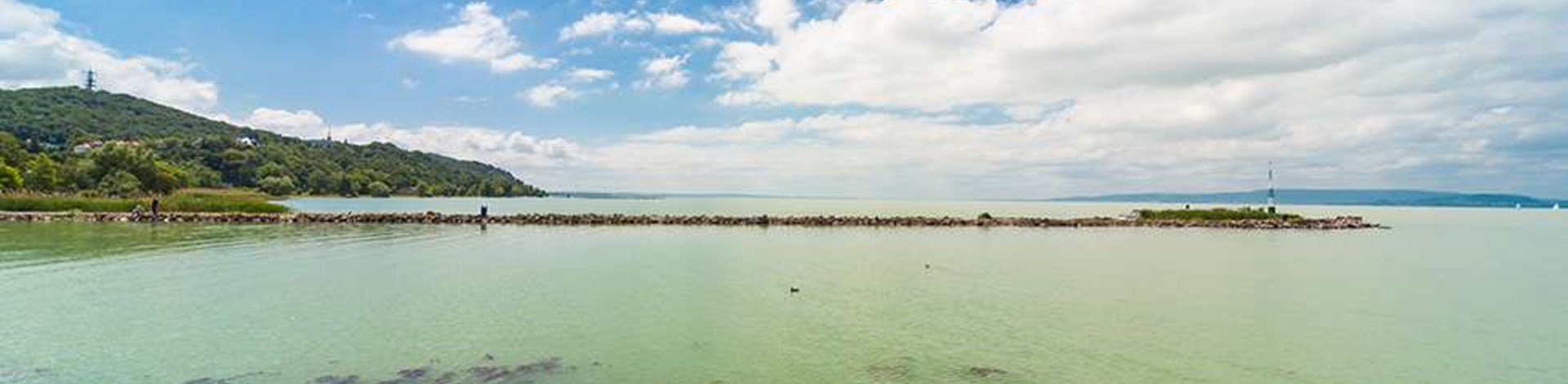 Palatinus Beach