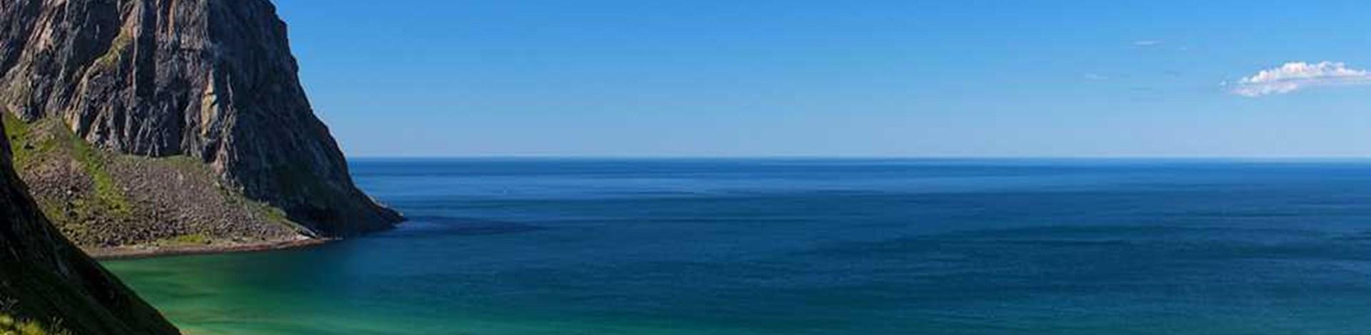 Sande beach