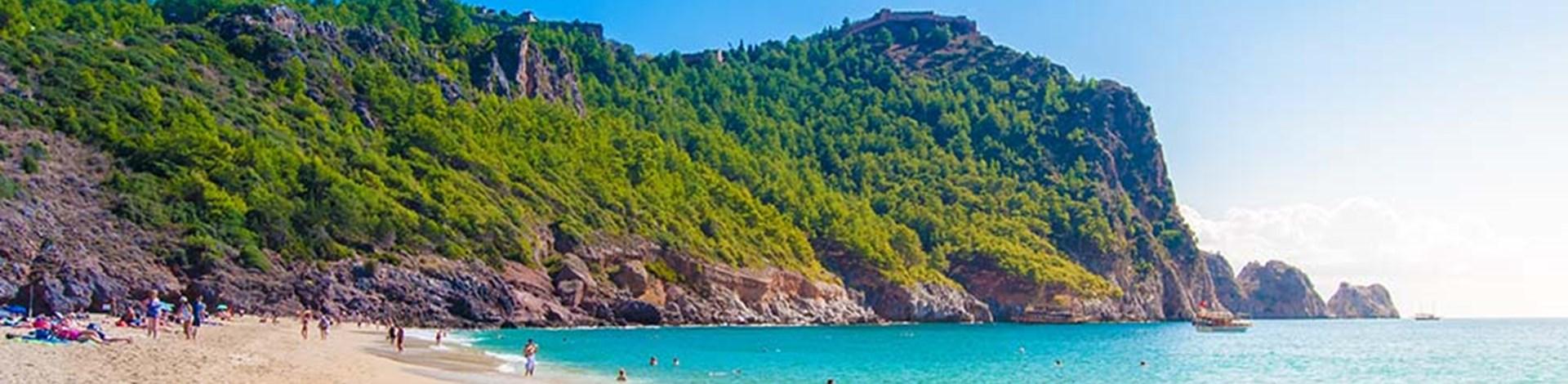 Alanya Damlatas Beach